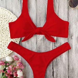 NWT zaful bikini, small